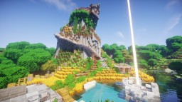 Epic Survival Base Minecraft Project
