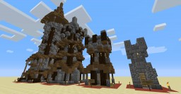 Tower Pack [For Server Spawns Or Builds] Minecraft