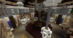 Custom Tardis Interior v5! Minecraft Project