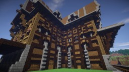 Manor of Commerence Minecraft Map & Project