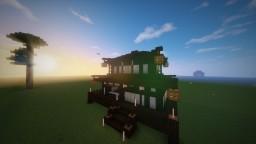 ~Satoru~ Japanese Shrine House Minecraft Map & Project