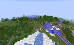 Biome Adventure Minecraft Map & Project