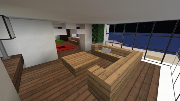 Bottom floor Relaxing room