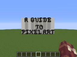 Tips for a Beginner Pixel Artist Minecraft Blog Post