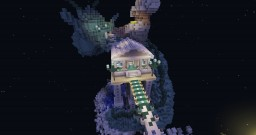 God Hub/Spawn Minecraft Map & Project
