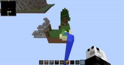 skyblock islands pack Minecraft Map & Project
