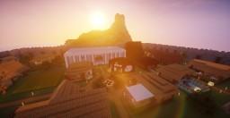 The lost village Minecraft Server