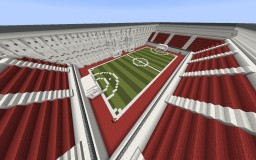 """Anfield fotball arena #Liverpool """"You'll never walk alone"""" + [DOWNLOAD] Minecraft Map & Project"""