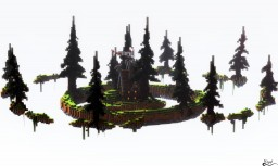 Mediv - a medieval skywars map Minecraft Map & Project