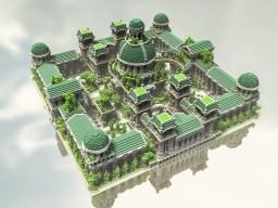 Spawn by: AztechBuildz Minecraft Project