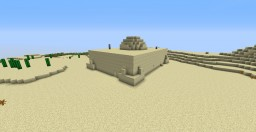 Ben Kenobi's hut Minecraft Project