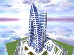 Quartz Tower #11 Minecraft Map & Project
