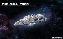 Star Nations - Star Fleet- (The Bull Frog) Minecraft Map & Project