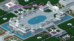 Dyanusia Palace Minecraft Project