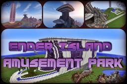 Ender Island Amusement Park Minecraft