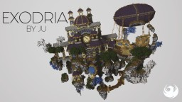 Exodria [PhoenixBuilds Application] Minecraft Map & Project