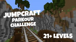 Jumpcraft Parkour Challenge Map Minecraft Map & Project
