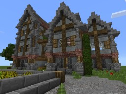 Medieval Apartments Minecraft Map & Project