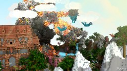 Tropical Island Minecraft Project
