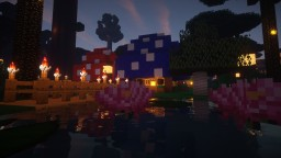 Mochi's Fairyland | Mushroom House Minecraft Blog
