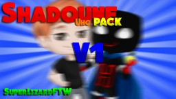 SHADOWNE666 PACK|v1 Minecraft Texture Pack