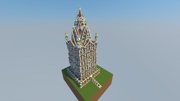 Update 1 adding roof