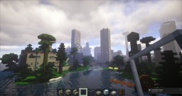 Willowgardens City Minecraft Map & Project