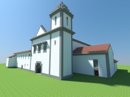 Mosteiro de Nossa Senhora do Desterro/ Monastery of Our Lady of Exile Minecraft