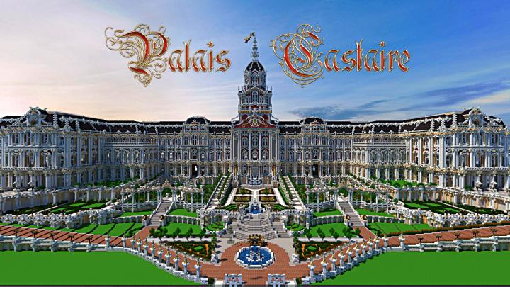 Æonis] - Palais Impérial de Castaire Minecraft Project