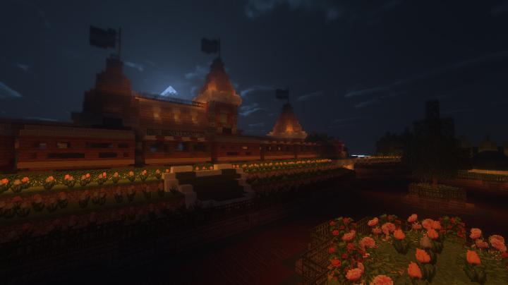 My Disney Obession - Railroad Station, Park Entrance