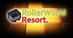 RollerWorld Resort (1.12+, 1.13 Theme Park) Minecraft Map & Project