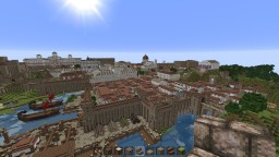 Roma Minecraft Map & Project