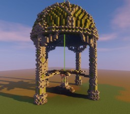 Lobby Dome (You can use this to have a start for your lobby/spawn) Minecraft