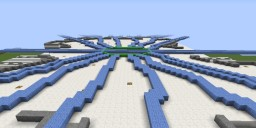 EPCOT City 2.0 Minecraft Map & Project