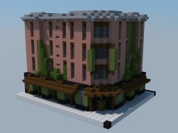 Jenkins Irish Bar & Grille Minecraft Project
