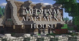 Medieval Apartment House (.schematic) Minecraft Project