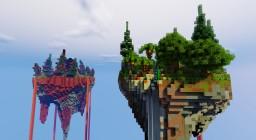 [SkyBlock World / Lobby] Equilibirum Minecraft Map & Project