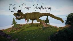 The Dino Gentleman Minecraft Map & Project