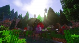[KitPvP Map] Insomnian Dreamscape Minecraft Map & Project