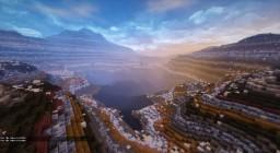 [Terrain / Landscape] Garden of Solitude Minecraft Map & Project