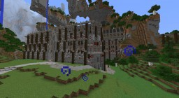 Castle Honvar Minecraft Project