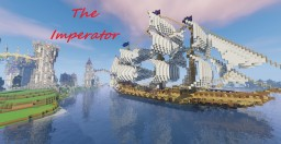 L'Imperator (Fantastic ship) Minecraft