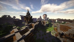 Dimension Realms Minecraft Server