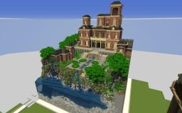 My new plot on Pixelbiester.de Minecraft Project