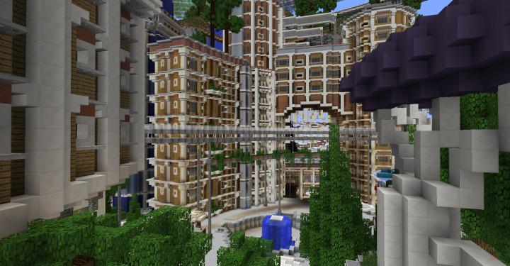 Courtyard District
