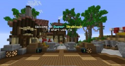 Super Skyblock - DropParty This Sunday Be There! Minecraft Server