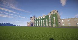 Balmoral Castle Minecraft Map & Project