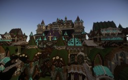 Palace-1 Minecraft Map & Project