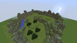 KitPvP Overworld Arena Minecraft Map & Project
