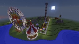 The Fun Zone Minecraft Map & Project